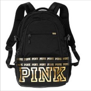 PRICE FIRM New VS PINK CAMPUS BACKPACK